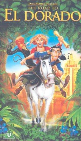 The Road To El Dorado [VHS] [2000]