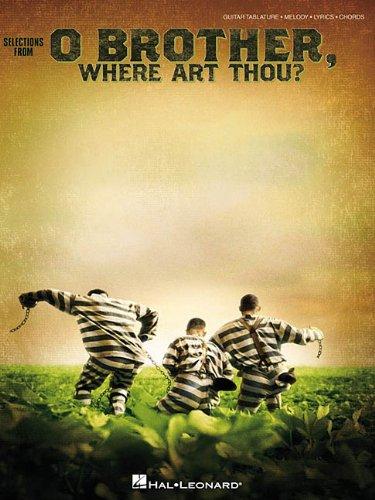 O Brother Where Art Thou Tab Book