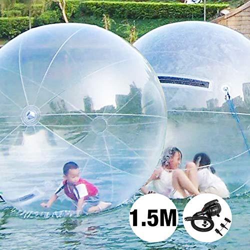 VEVOR Bubble Soccer Pelota de Burbuja Zorb Ball Bola Inflable Pelotas...