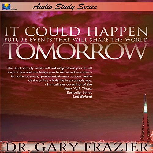 It Could Happen Tomorrow audiobook cover art