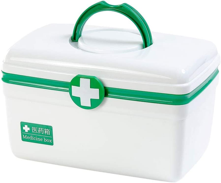 Pill Box PP Household Medicine Storage Ranking TOP14 Inexpensive : Color