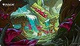 マジック:ザ・ギャザリング プレイヤーズラバーマット 『イコリア:巨獣の棲処』 トライオーム(ゼイゴス) (MTGM-015)