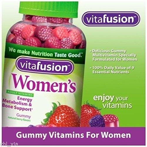 Vitafusion Women's Multivite Gummy 220 Count