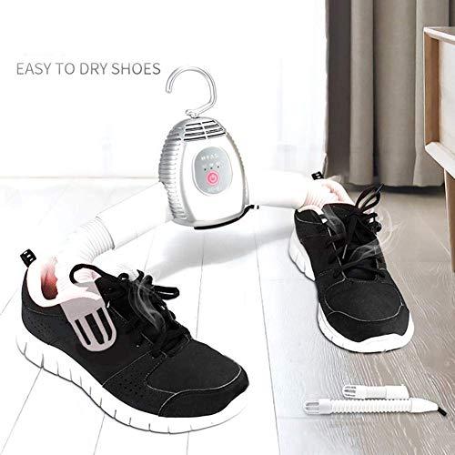 NO BRAND Zapato secador Ropa portátil Caliente frío