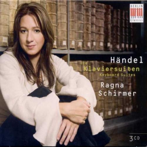 Händel: Die Klaviersuiten