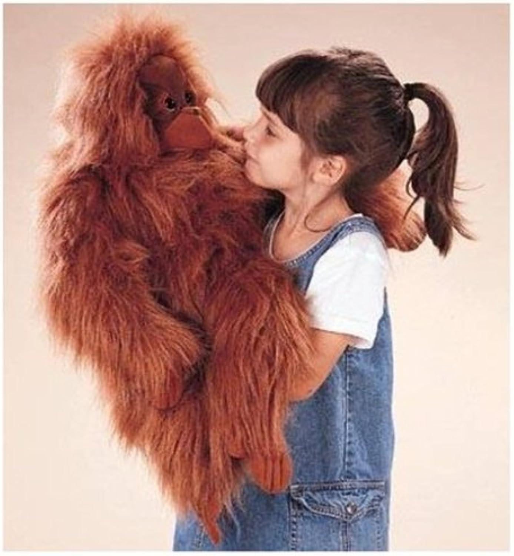 Folkmanis Puppets 2270 - Orangutan B00005OSSP Roman | Fein Verarbeitet