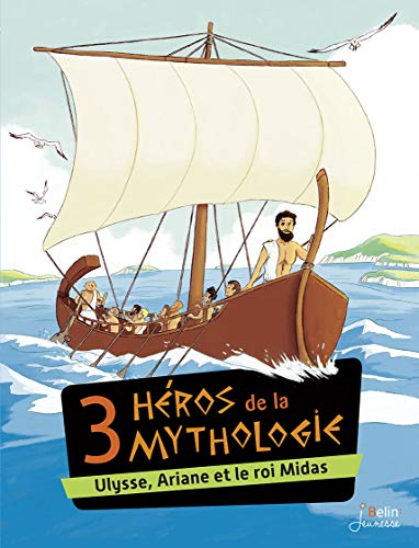 3 Heros De La Mythologie