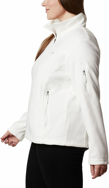 Columbia Women's Fast Trek II Full Zip Soft Fleece Jacket