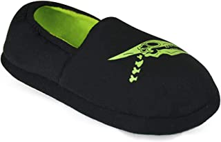 Warm Kids Boys Girls Slippers Home Shoes Comfortable Memory Foam Anti-Slip House Indoor & Outdoor