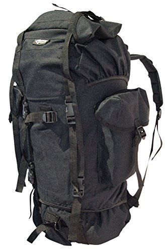 Commando Industries CI BW Sac à dos d'intervention env. 65 l (Noir)