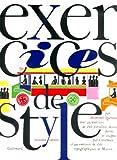 Exercices de style - Gallimard - 26/10/1979