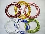 Osha Designs 6 Collares De Santeria, Eleggua, Obbatala, Shango, Yemaya, Oshun Y Orula, Ifa, Religion Yoruba, Afro-Cubana