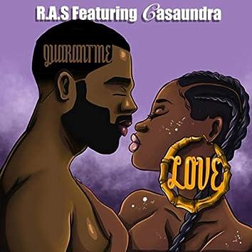 Quarantine Love (feat. Casaundra)