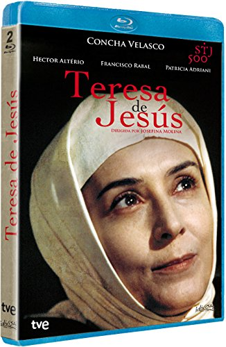 St. Teresa of Avila (8 Episodes) - 2-Disc Set ( Teresa de Jesús ) [ Blu-Ray, Reg.A/B/C Import - Spain ]