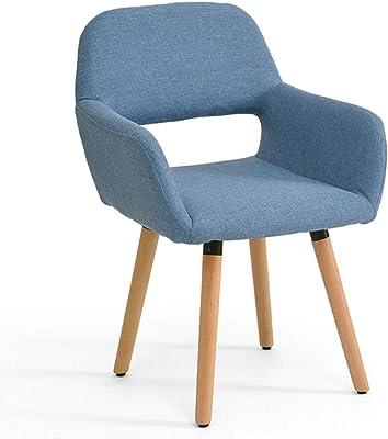 Amazon.com: belleze columpio silla de comedor estilo de ...