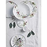 Rosenthal Brillance Wildblumen-Teller, tief, Porzellan, Mehrfarbig, 21 cm - 2