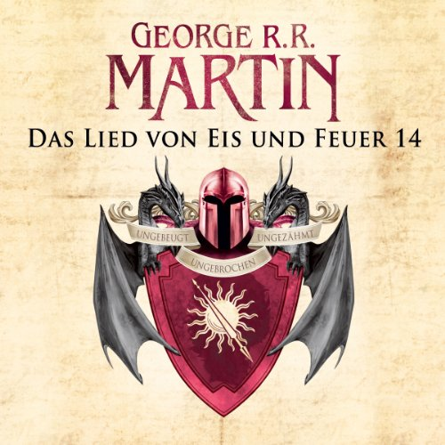 Game of Thrones - Das Lied von Eis und Feuer 14 audiobook cover art
