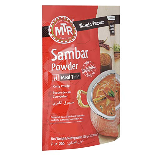 MTR サンバルパウダー 200g 1袋 sambar powder インド クレープ 製菓材料 業務用