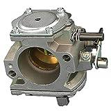 MEQNOIG Kit de Ajuste de carburador Fit for Walbro WB-37 150Cc-200Cc, Herramienta de Corte de cortadora de césped de Motor de reacondicionamiento 472-03900-0C0