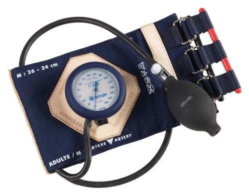 SPENGLER 518112 Vaquez-Laubry Classic Blutdruckmessgerät, Straps Cuf, Erwachsene (m), Marineblau