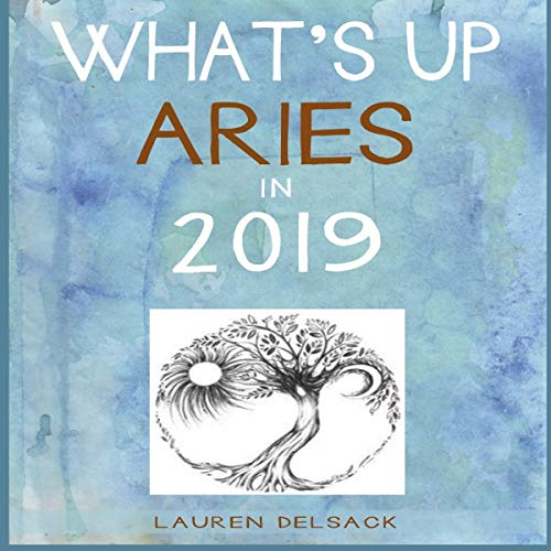 What's Up Aries in 2019 audiobook cover art