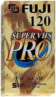 Fuji S VHS SE 120 Video Kassette