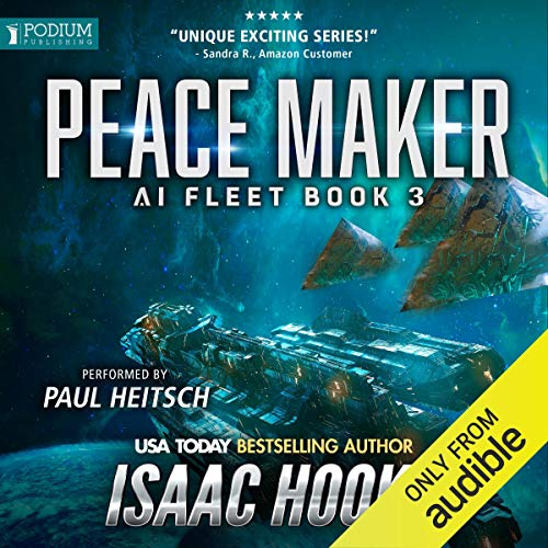 Peace Maker  By  cover art