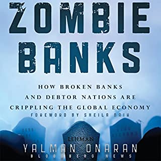 Zombie Banks audiobook cover art