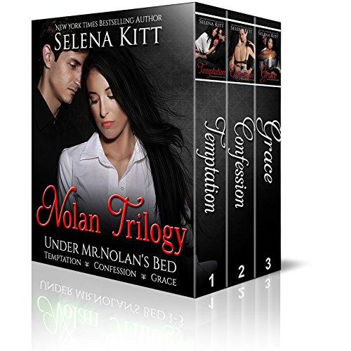 Nolan Trilogy: Boxed Set (Temptation, Confession, Grace) (Under Mr. Nolan's Bed) (English Edition)