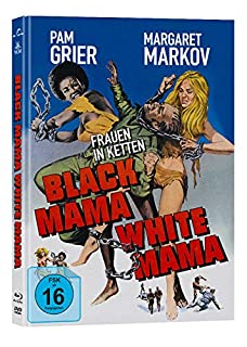 Black Mama, White Mama - Frauen in Ketten - Mediabook - Cover A - 2-Disc Limited Collector's Edition auf 444 Stück   (+ DVD) [B