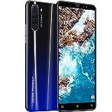 LVHC Smartphone, P40mini telefono movil, Pantalla de 5,0 Pulgadas, 4GB RAM+64GB ROM, Ocho Core, 4G Móvil, 8MP+16MP cámaras, 3800mAh batería, Android 9.1, Telefonía Doble SIM,Negro