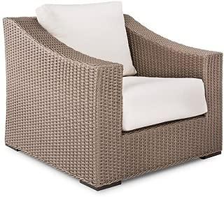 Smith & Hawken™ Premium Edgewood Wicker Patio Club Chair