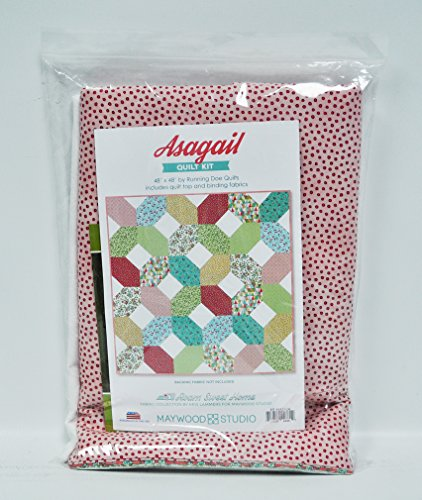 Kris Lammers Roam Sweet Home Asagail Quilt Kit Maywood Studio