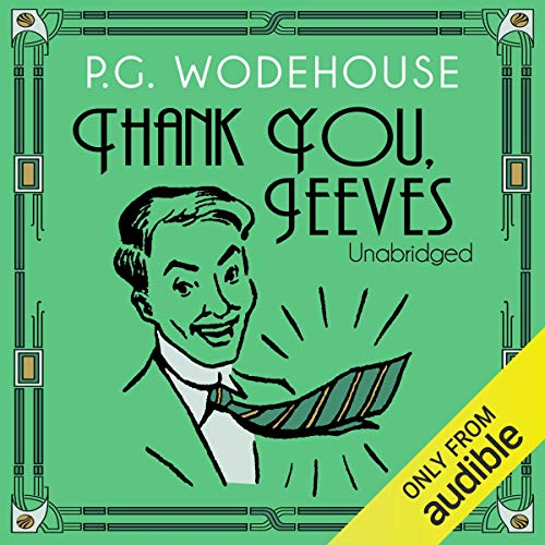 Thank You, Jeeves cover art