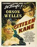 Citizen Kane - Orson Welles - Poster cm. 30 x 40
