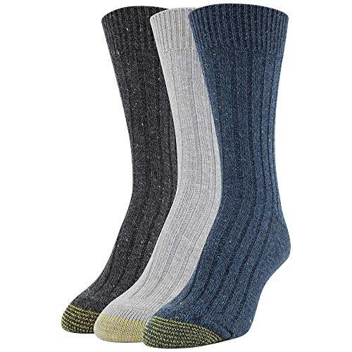 Gold Toe Women's 3-Pack Weekend Sock
