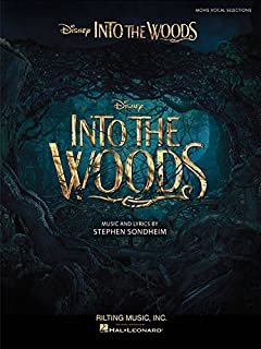 Into the Woods: Vocal Selections from the Disney Movie