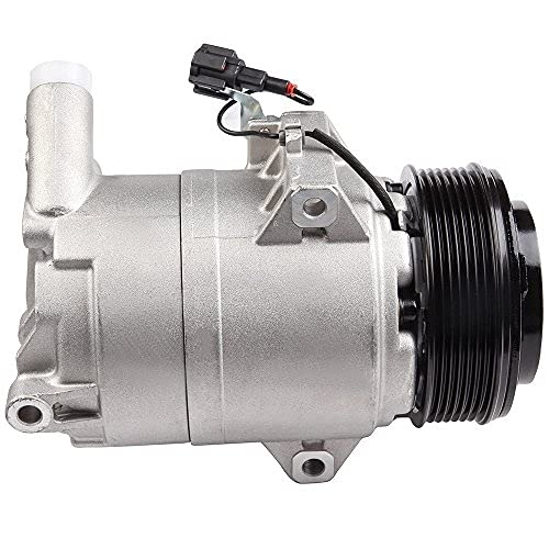 ECCPP AC Compressor for 2012-2015 Fit for N-issan NV1500 NV2500 NV3500 Pathfinder 4.0L CO 10865JC