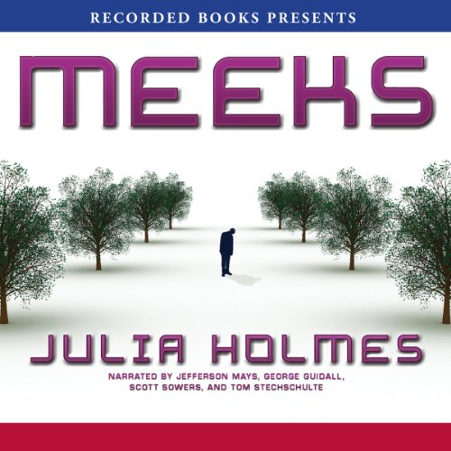 Meeks audiobook cover art