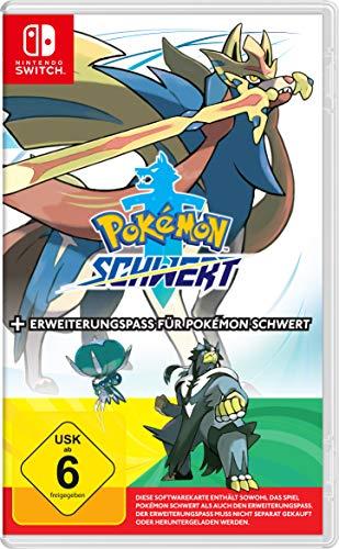 Pokemon Schwert inkl. Erweiterungspass [Nintendo Switch]