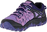 Merrell Women's All Out Blaze Aero Sport Hiking Water Shoe,Parachute Purple,5.5 M US