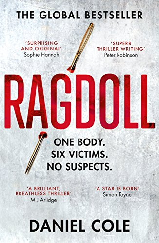Ragdoll: The thrilling Sunday Times bestseller everyone is talking about (A Ragdoll Book Book 1) (English Edition)