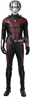 Ant-Man The Wasp Ant-Man Scott Lang Cosplay Costume Leather Outfit