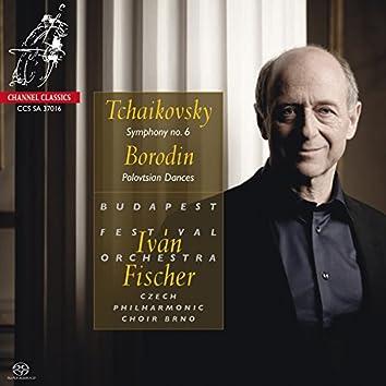 Tchaikovsky: Symphony No. 6 / Borodin: Polovtsian Dances