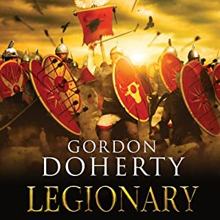 Legionary cover art