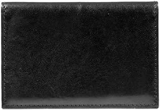 Bosca Men's Old Leather Collection - 8 Pocket Credit Card Case