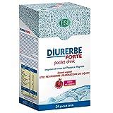 Diurerbe Forte - 24 Pocket Drink Melograno