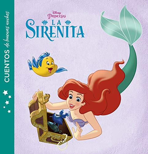 La Sirenita. Cuentos de buenas noches