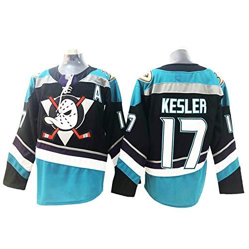NHICR Ḳėṡlėr ḋuċkṡ Hombres Hockey Hockey Jerseys Sportswear Fan Camisetas...