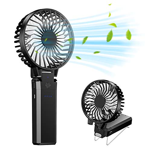 Best battery operated hand fans